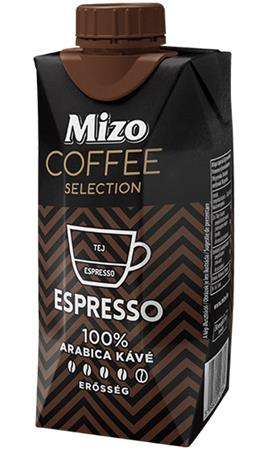 Mlieko Coffe Selection, Espresso, UHT...