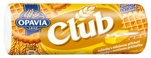 club be be maslové 140g