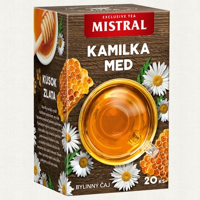 mistral cammomile & honey 37,5g hp