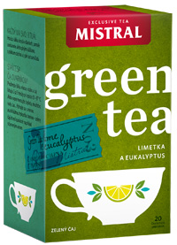 mistral green tea 37,5g hp