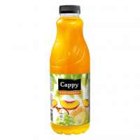 cappy multivitamín 50% 1l