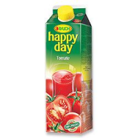 happy day tomato 100% 1l